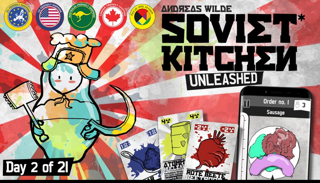 SK Unleashed on Kickstarter